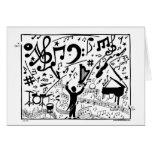 ¡El laberinto de la orquesta honra esta tarjeta de