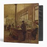 El laboratorio, 1887