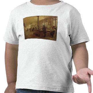 El laboratorio 1887 camisetas