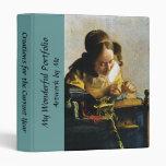 El Lacemaker de Juan Vermeer (circa 1670)