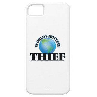 El ladrón más caliente del mundo iPhone 5 Case-Mate cárcasa