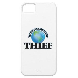 El ladrón más grande del mundo iPhone 5 Case-Mate coberturas