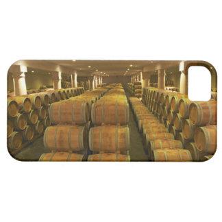 El lagar, sótano del envejecimiento del barril - funda para iPhone 5 barely there