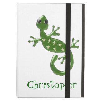 El lagarto del Gecko apenas añade nombre