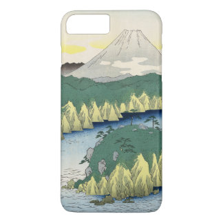El lago en Hakone Funda iPhone 7 Plus