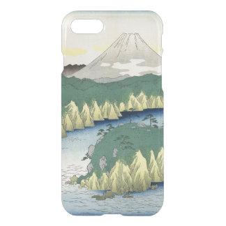 El lago en Hakone Funda Para iPhone 7