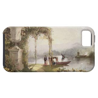 El lago, jardines de Trentham Pasillo, 'de los iPhone 5 Carcasas