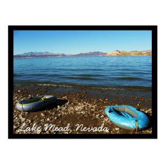 El lago Mead, Nevada Tarjetas Postales