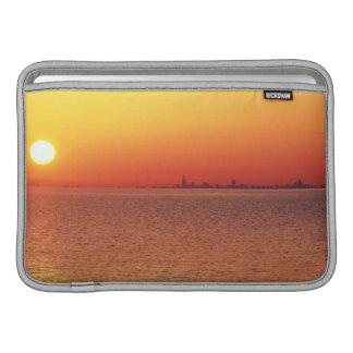 El lago Michigan Funda MacBook
