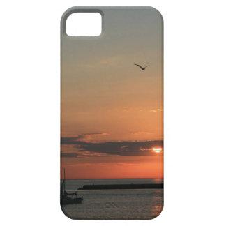El lago Michigan, Kenosha, Wisconsin Funda Para iPhone SE/5/5s
