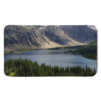 El lago ocultado pasa por alto el Parque Nacional Bolsillo Para Galaxy S5