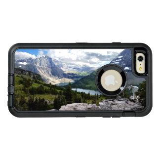 El lago ocultado pasa por alto el Parque Nacional Funda Otterbox Para iPhone 6/6s Plus