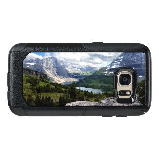 El lago ocultado pasa por alto el Parque Nacional Funda Otterbox Para Samsung Galaxy S7