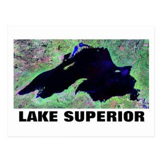 El lago Superior Postal