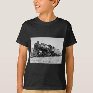 El lago Superior y motor #20 del ferrocarril de Playera