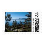 El lago Tahoe