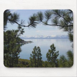 El lago Tahoe Alfombrillas De Ratones