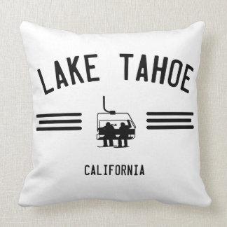 El lago Tahoe California Cojín