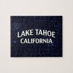 El lago Tahoe California Rompecabeza Con Fotos