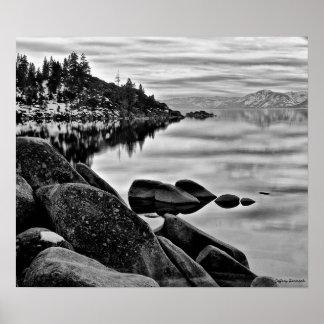 El lago Tahoe del norte Impresiones