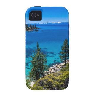 El lago Tahoe Vibe iPhone 4 Funda