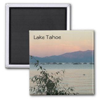 El lago Tahoe Iman Para Frigorífico