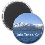 El lago Tahoe Imán De Frigorífico