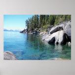 El lago Tahoe - Nevada Impresiones