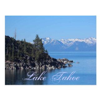 El lago Tahoe, Nevada Postales