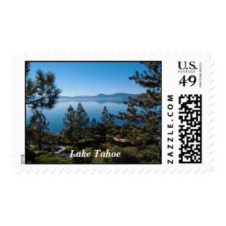 El lago Tahoe Sello