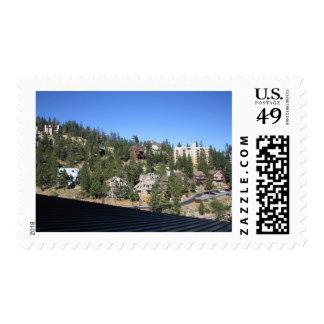 El lago Tahoe Sellos Postales