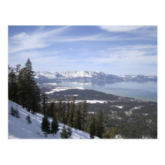 El lago Tahoe Postales