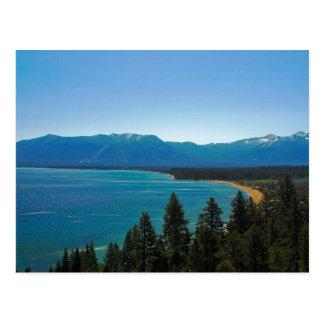 El lago Tahoe Tarjetas Postales
