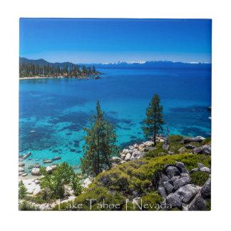 El lago Tahoe Teja