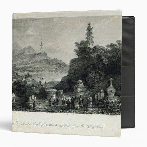 El lago Ve-Hoo y templo de tronar
