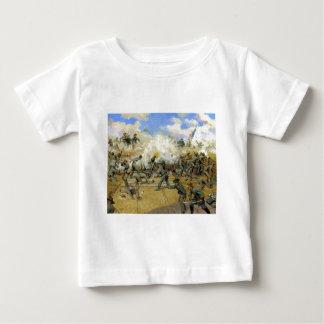 El lanzamiento y sea contenido por Keith Rocco Tee Shirt