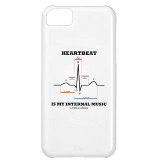 El latido del corazón es mi música interna (ECG/EK