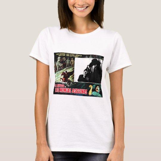 El Latigo Contras Las Momias Asesinas T-Shirt