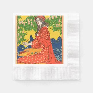 El latín de Quartier. Una revista dedicada a los Servilletas De Papel