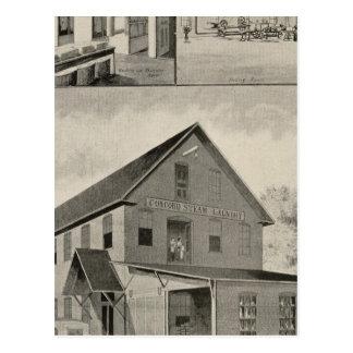 El lavadero de Toof, concordia, NH Postal