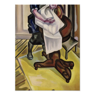 El lavado, antes de 1921 poster
