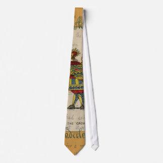 El lazo de la corona corbata personalizada