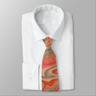 El lazo de los hombres del remolino del chicloso corbata