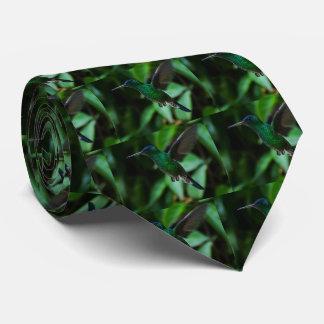 El lazo de los hombres esmeralda del resplandor corbata