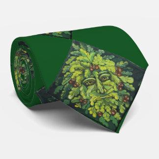 El lazo del hombre verde corbatas