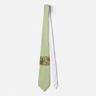 El lazo ningunos de la luz de la noche 2 corbata