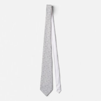 El lazo travieso refresca - blanco corbatas personalizadas