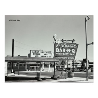 El lazo - Yakima, WA Tarjetas Postales