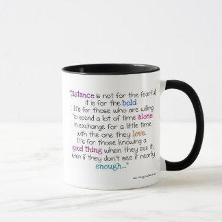 El LDR cita la taza
