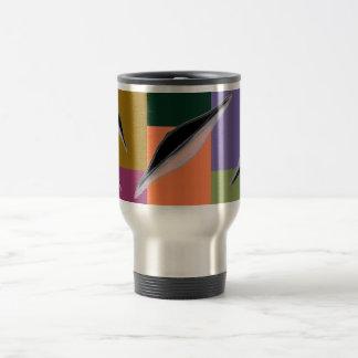 El League-XR71-4X de la mujer verde de S4 Hangin 1 Taza De Café